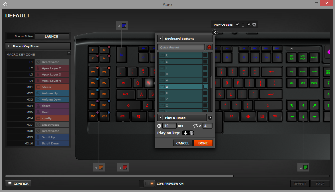 how update firmware on steelseries mouse